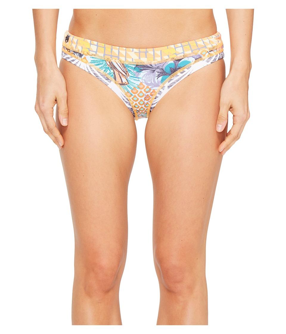 Maaji - Do the Loco-Motion Signature Cut Bottoms (Multicolor) Women's Swimwear