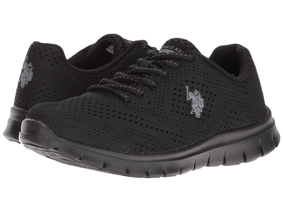 U.S. POLO ASSN. - Marie-E9 (Black) Women's Shoes