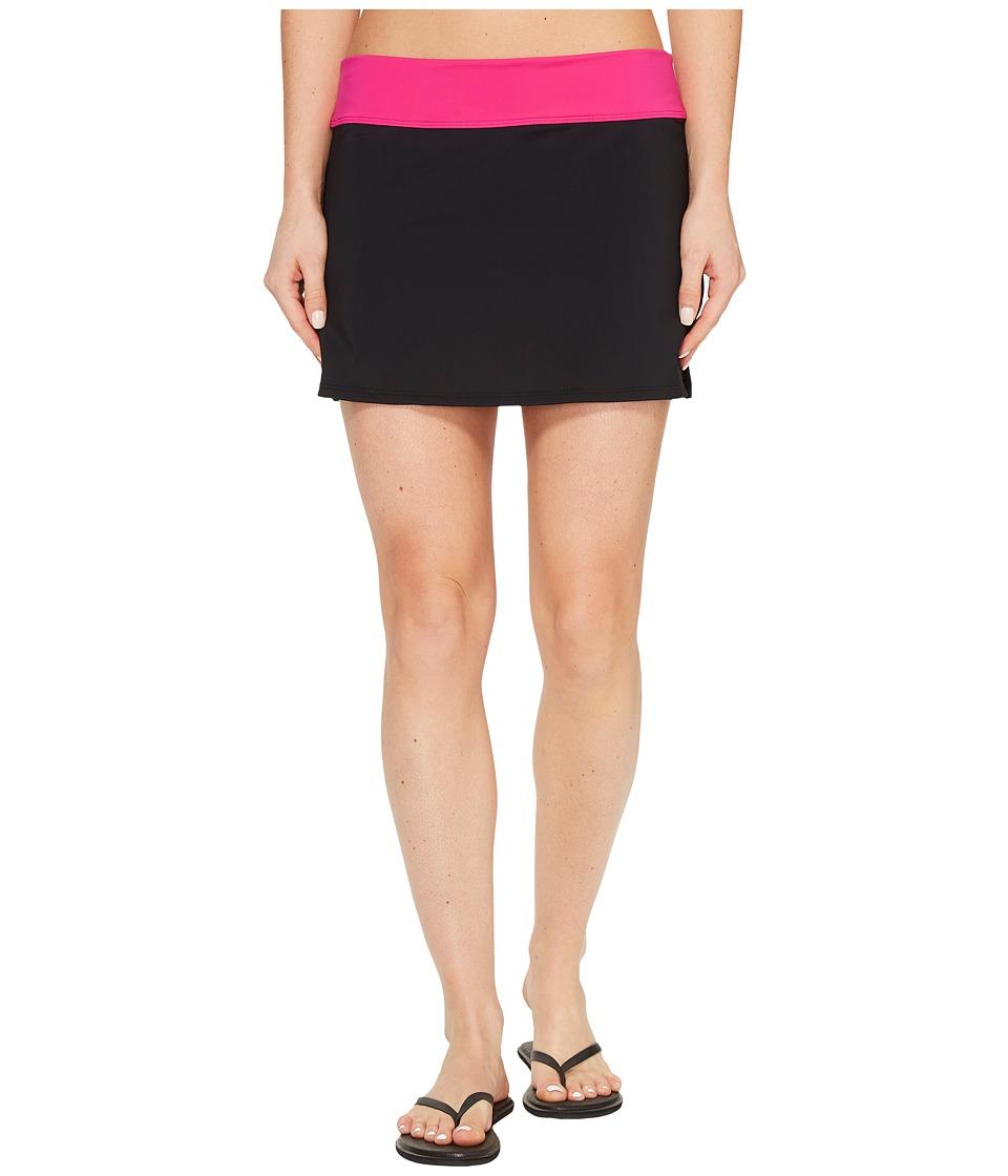 Lole Jupe Barcelo Skirt Cover-Up (Black) Women