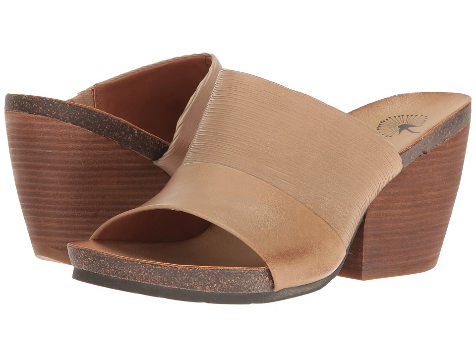 OTBT - Hostel (Hickory) Women's Toe Open Shoes