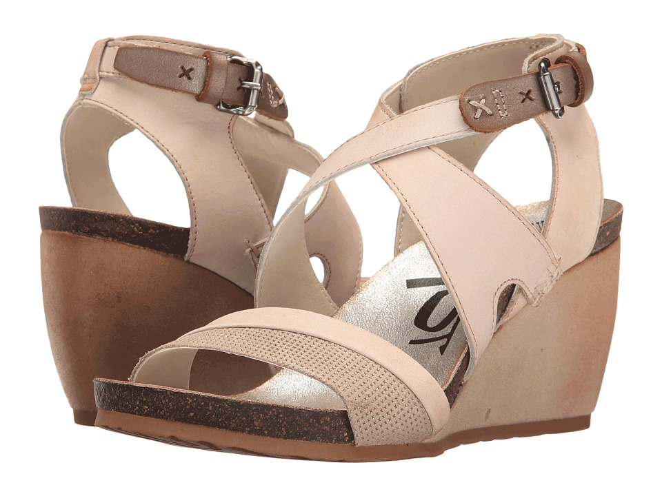 OTBT - Freedom (Stone) Women's Wedge Shoes