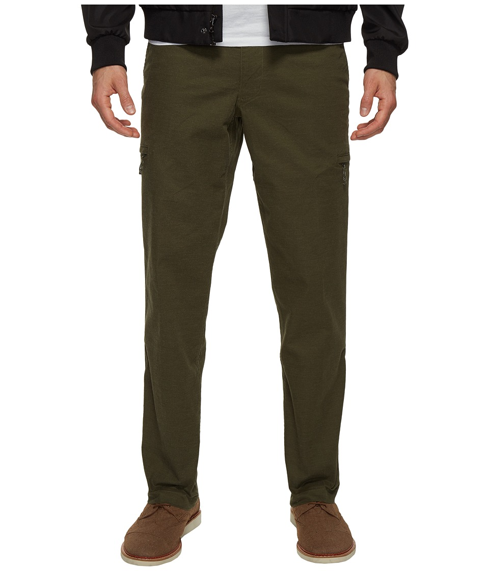 Dockers Men's - Standard Utility Cargo Pants (Dockers Olive) Men's Casual Pants