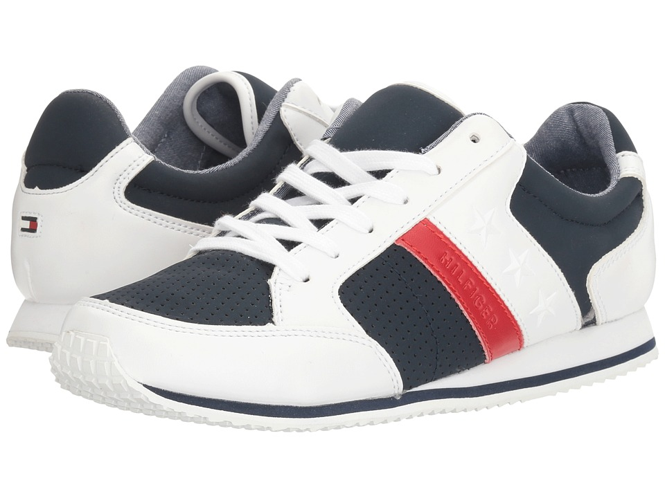 Tommy Hilfiger - Vilma (Dark Blue) Women's Lace up casual Shoes
