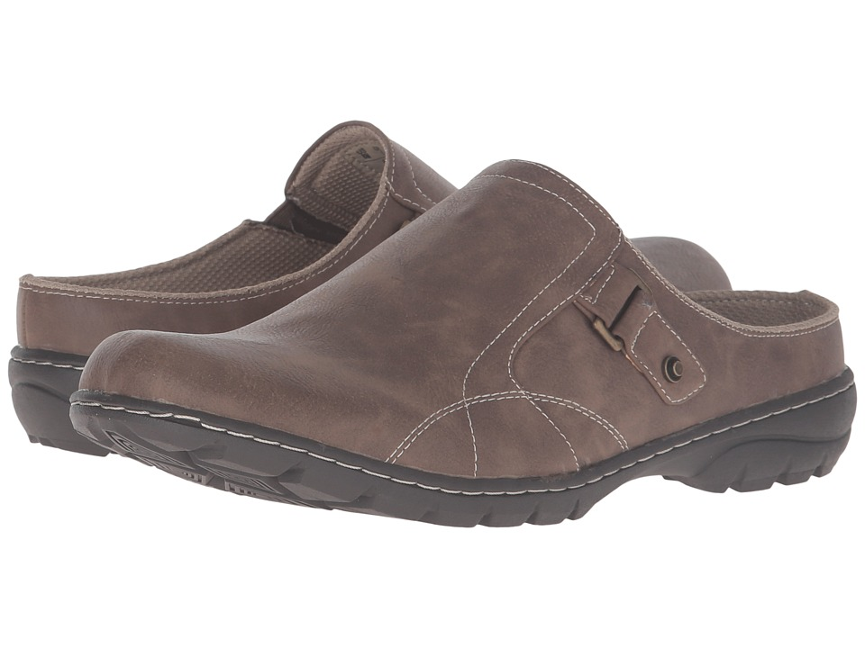 Dr. Scholl's - Hermosa (Taupe) Women's Shoes