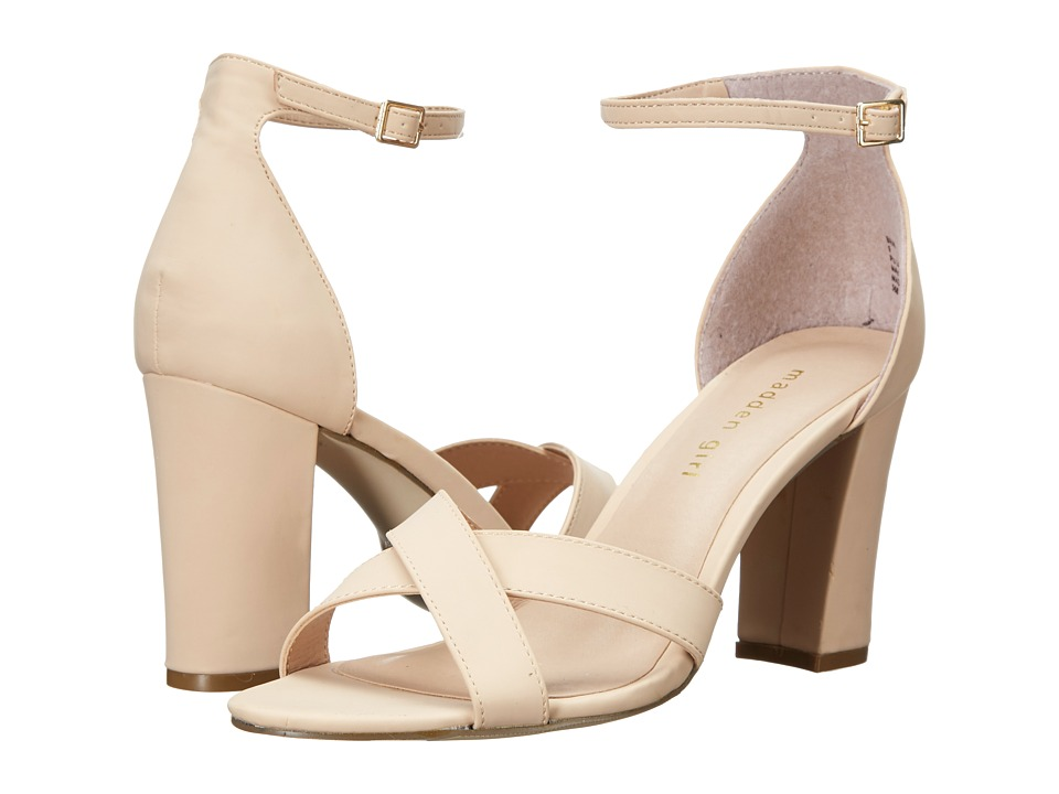 Madden Girl - BRIIN (Nude Paris) High Heels