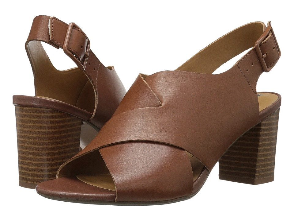 Clarks - Deva Janie (British Tan) Women's Sandals
