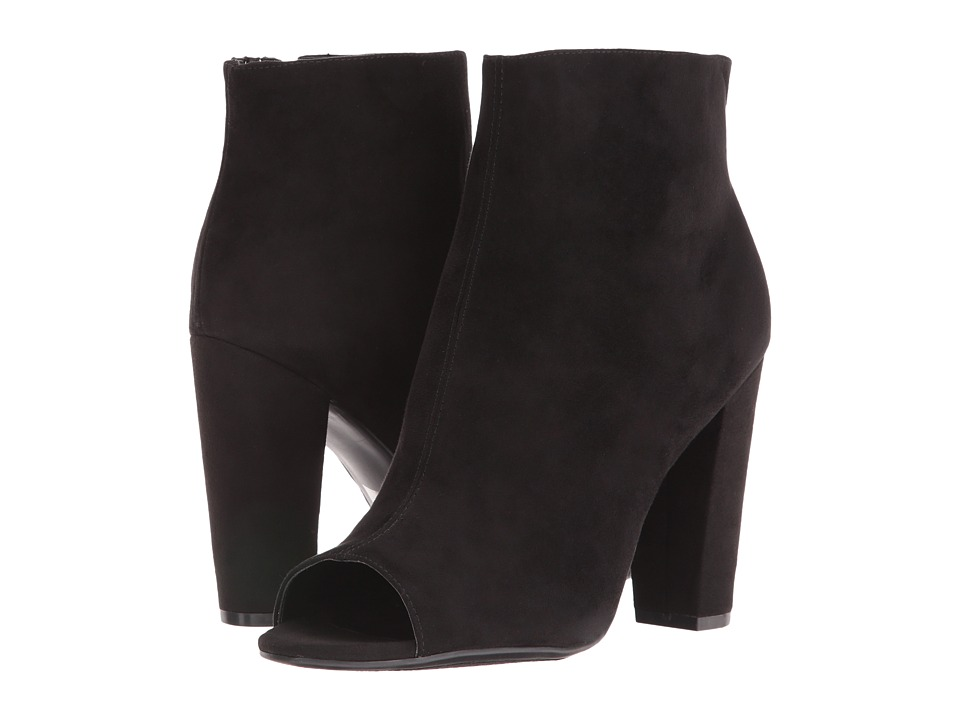 GUESS Gabriele (Black Suede) Women