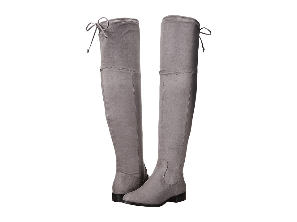 GUESS - Somers (Gray Suede) Women