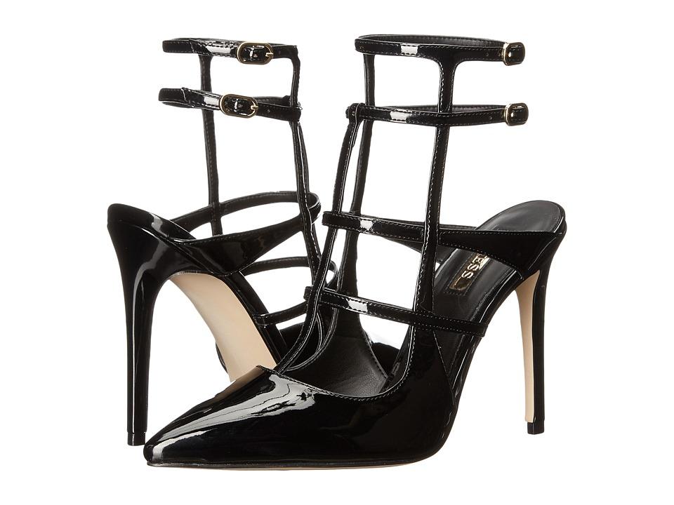 GUESS Adrean (Black Patent) High Heels