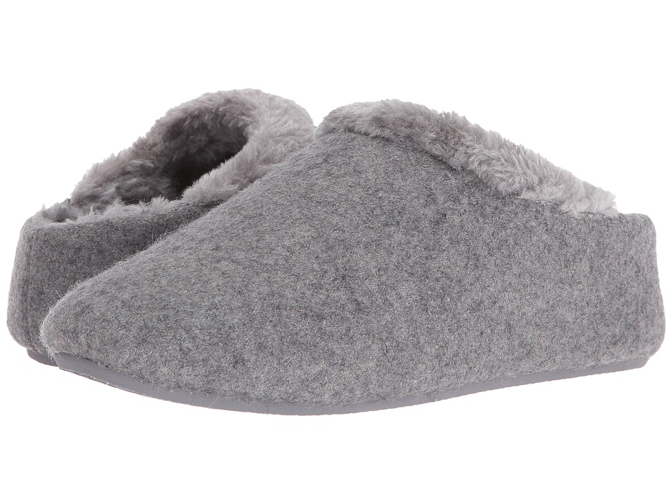 Freewaters - Nia (Heather Grey) Women's Slippers