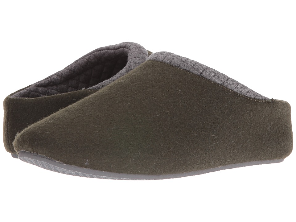 Freewaters - Walden (Olive) Men's Slippers