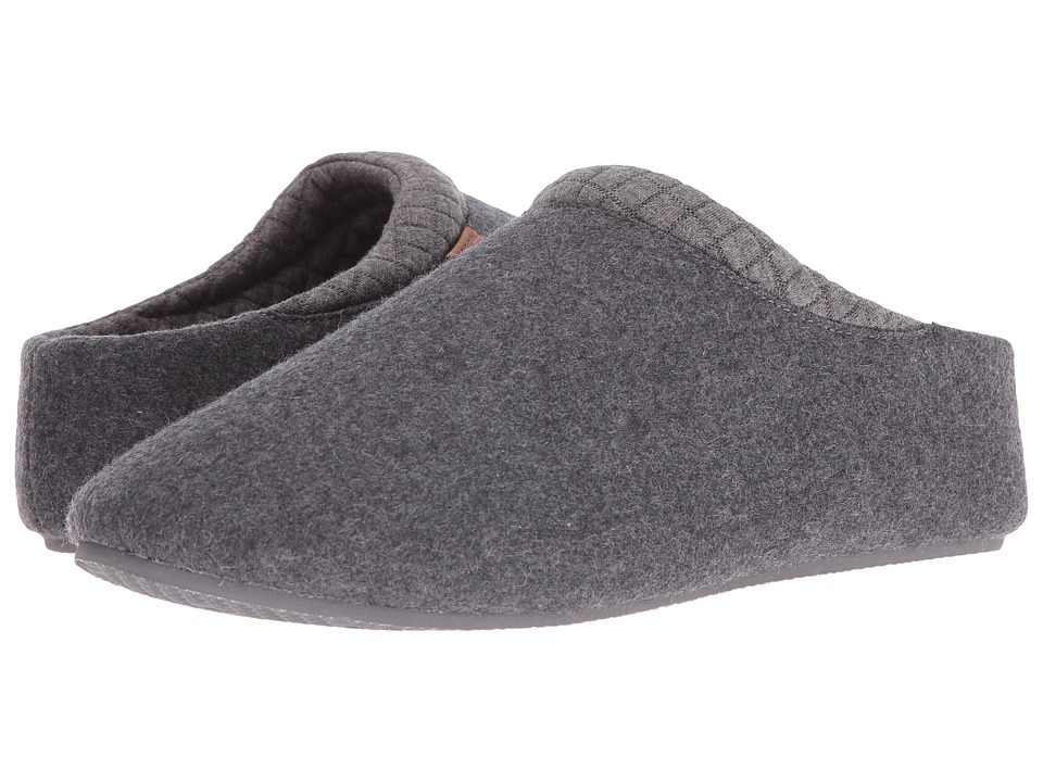 Freewaters - Walden (Charcoal) Men's Slippers