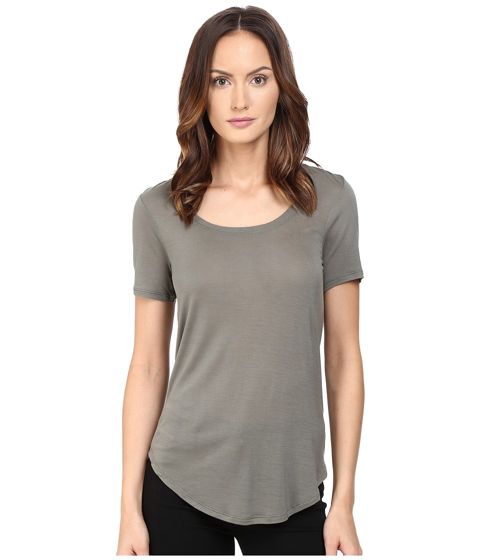 ATM Anthony Thomas Melillo - Sweetheart Tee (Military) Women's T Shirt