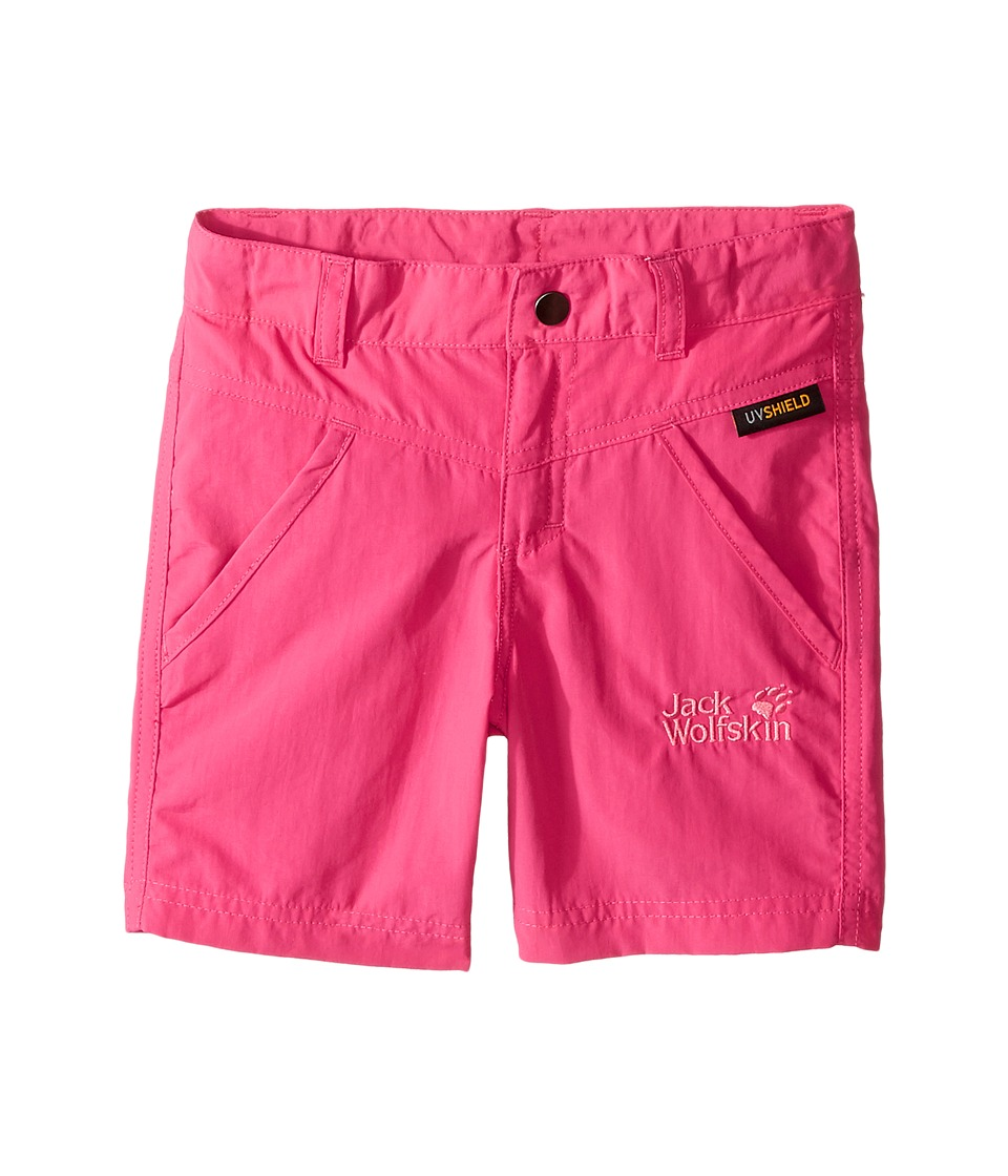 Jack Wolfskin Kids - Sun Shorts (Infant/Toddler) (Tropic Pink) Girl's Shorts
