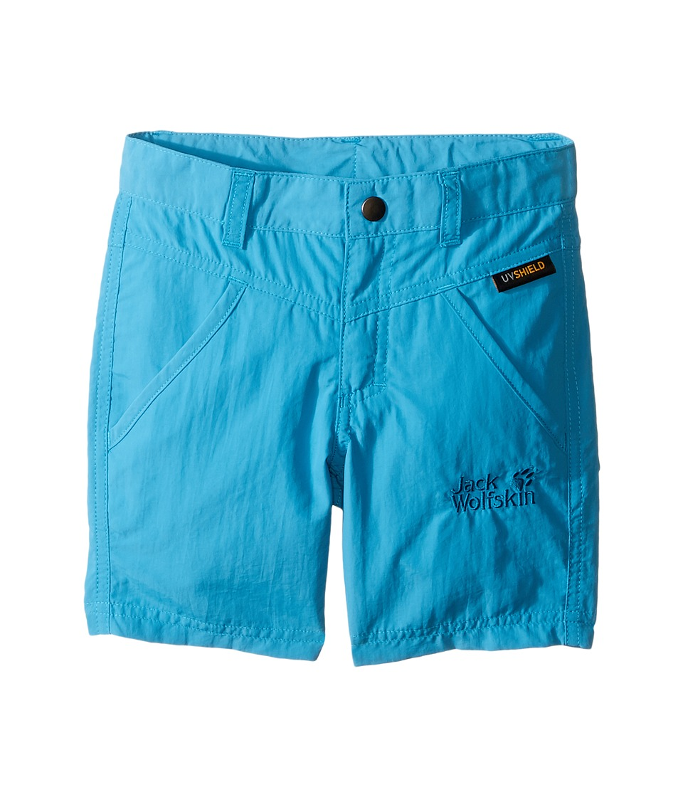 Jack Wolfskin Kids - Sun Shorts (Infant/Toddler) (Turquoise) Girl's Shorts
