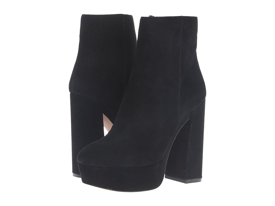 ALDO - Hello (Black Suede) Women's Shoes