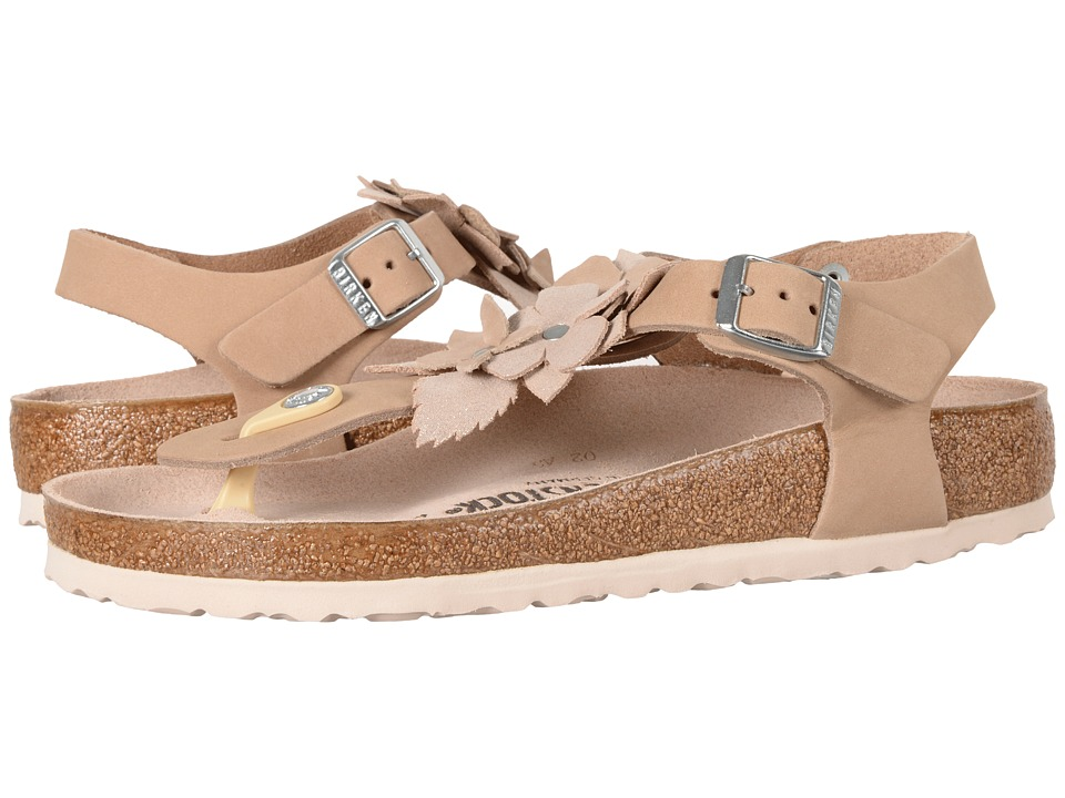 Birkenstock - Kairo Lux Premium Collection (Flowers Nude) Women's Shoes