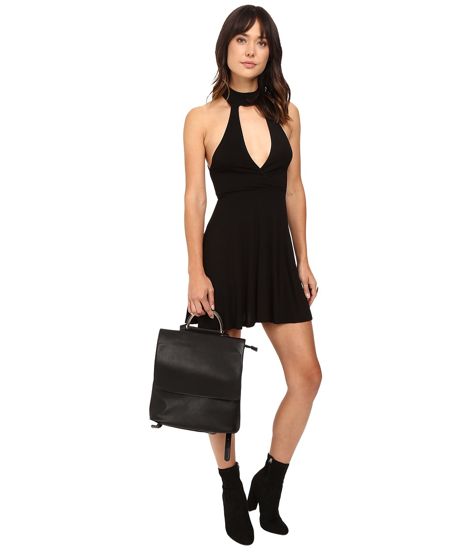 Clayton - Aliza Dress (Black) Women's Dress
