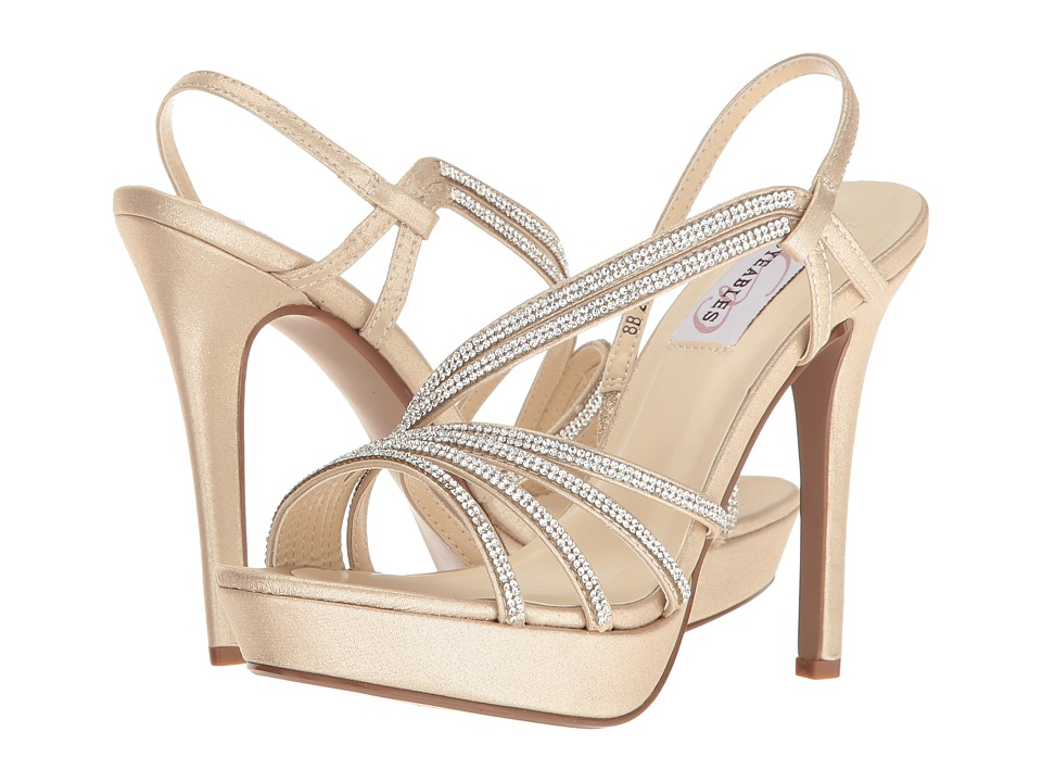 Touch Ups - Dahlia (Nude Shimmer) Women's Shoes