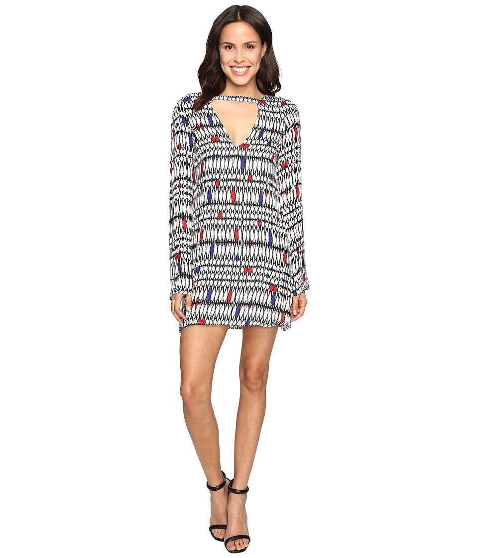 Stone Cold Fox - Romee Dress (Kloss Print) Women's Dress