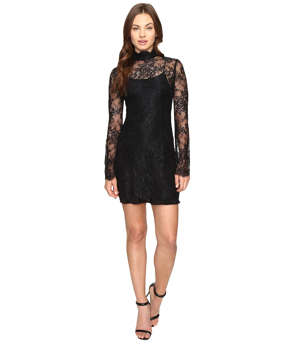 Stone Cold Fox Kerr Dress (Black) Women