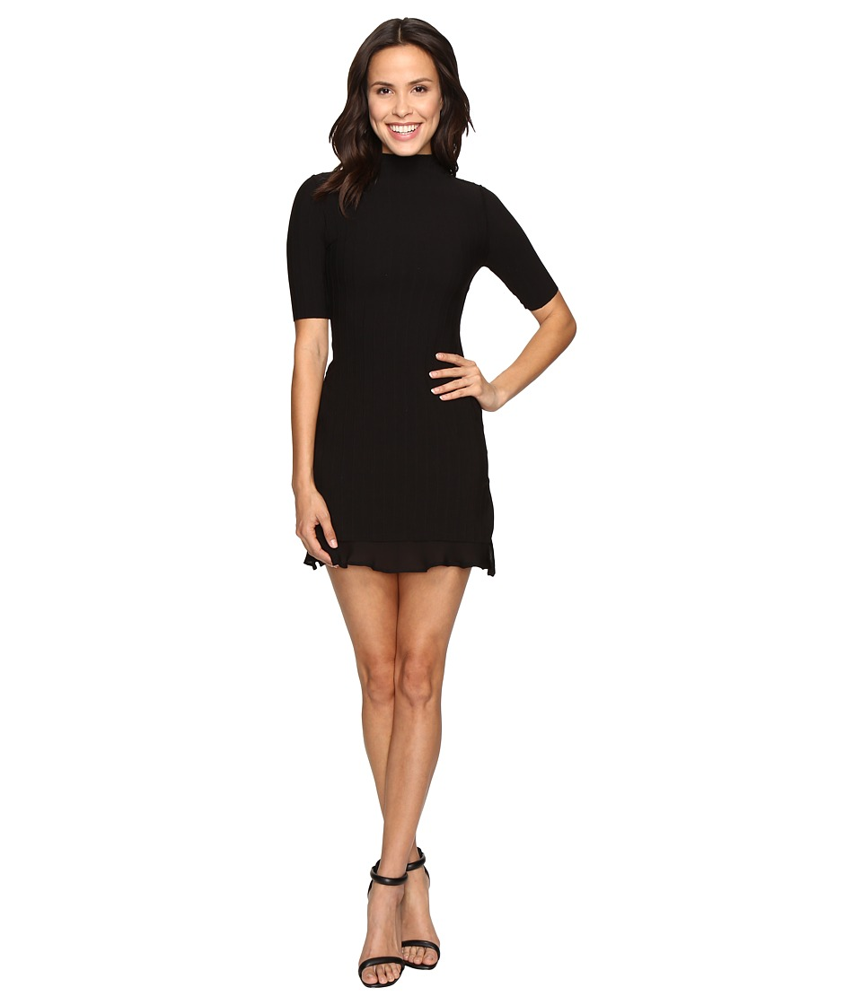 Stone Cold Fox - Behati Dress (Black) Women's Dress