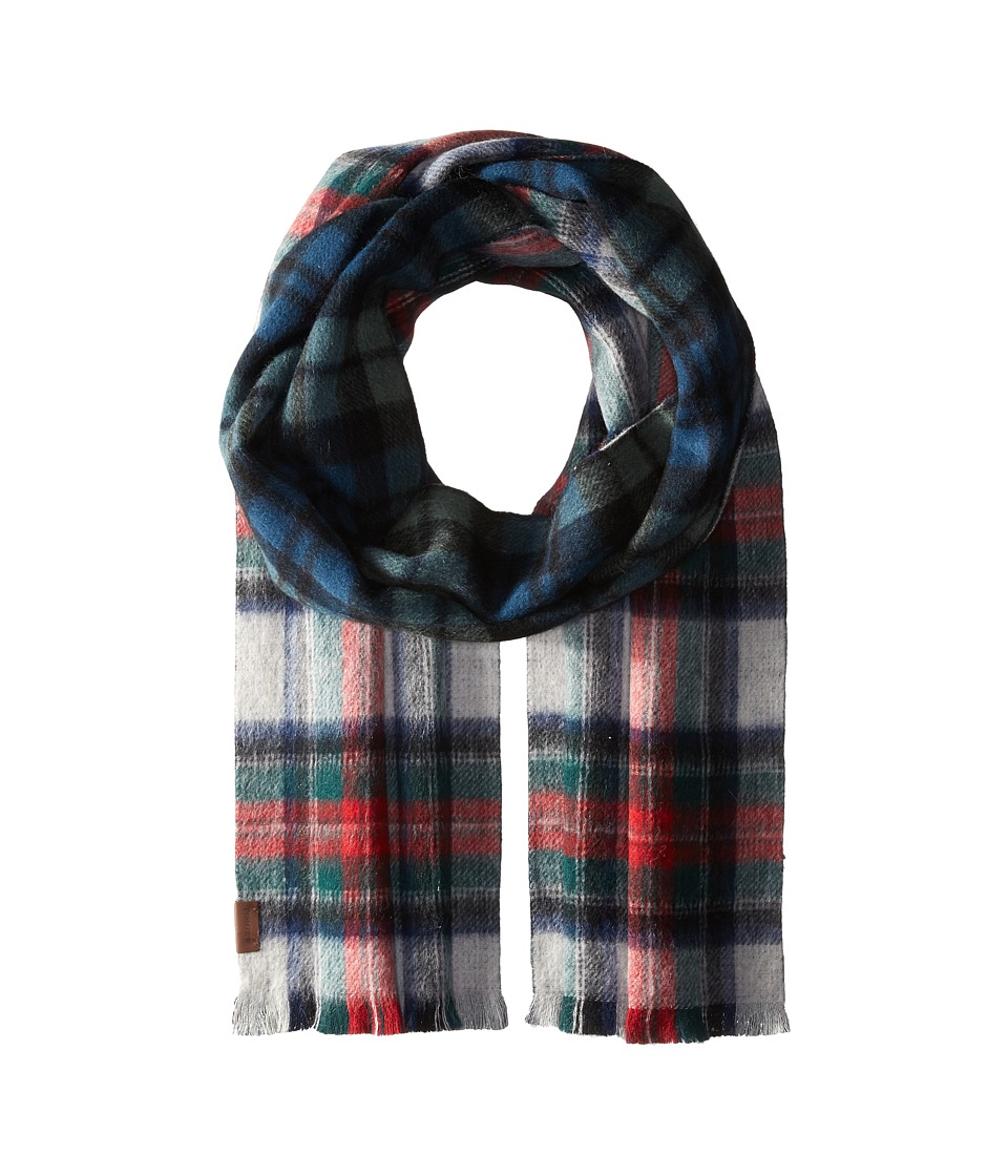 Pendleton - Double-Face Scarf (Stewart/Vintage Blackwatch) Scarves