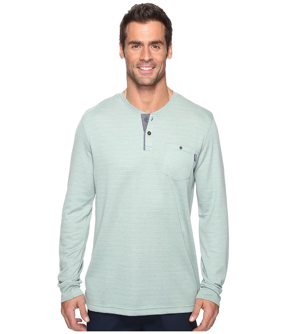 Jack O'Neill - Balboa Knits (Sage) Men's Clothing