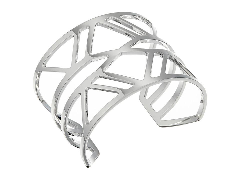 Vince Camuto - Geo Cuff Bracelet (Light Rhodium 1) Bracelet