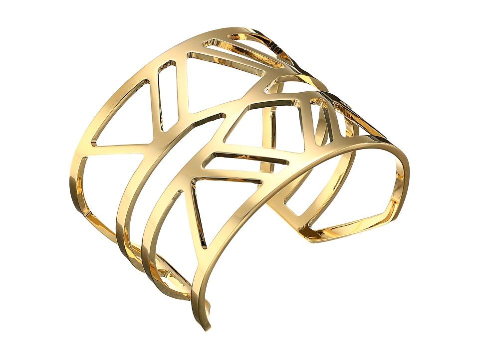 Vince Camuto - Geo Cuff Bracelet (Gold 1) Bracelet