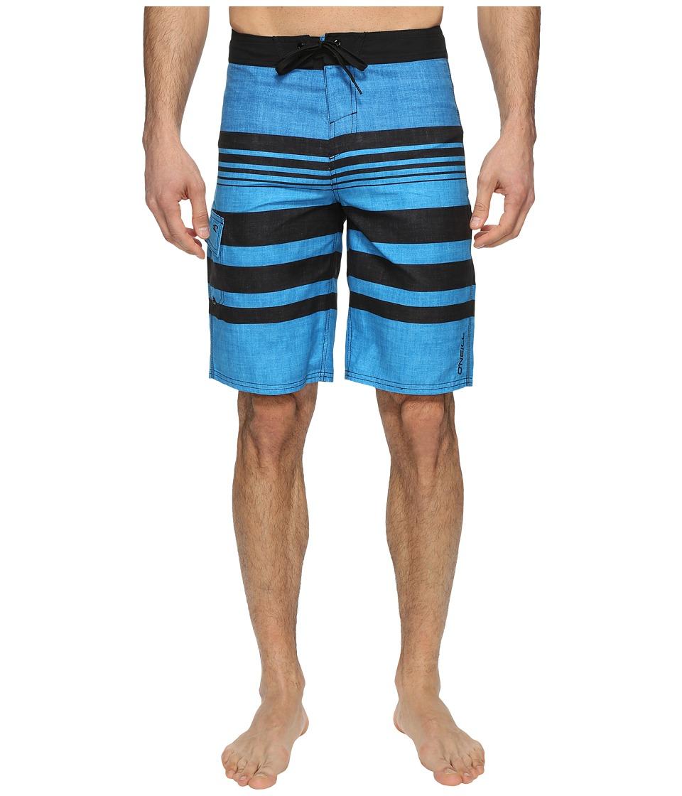O'Neill - Bocas Del Toro Boardshorts (Royal) Men's Swimwear