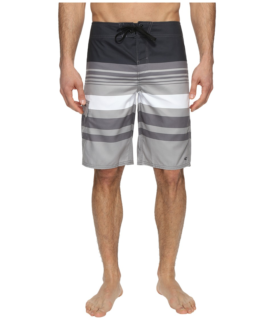 O'Neill - Calypso Boardshorts (Black 2) Men's Swimwear