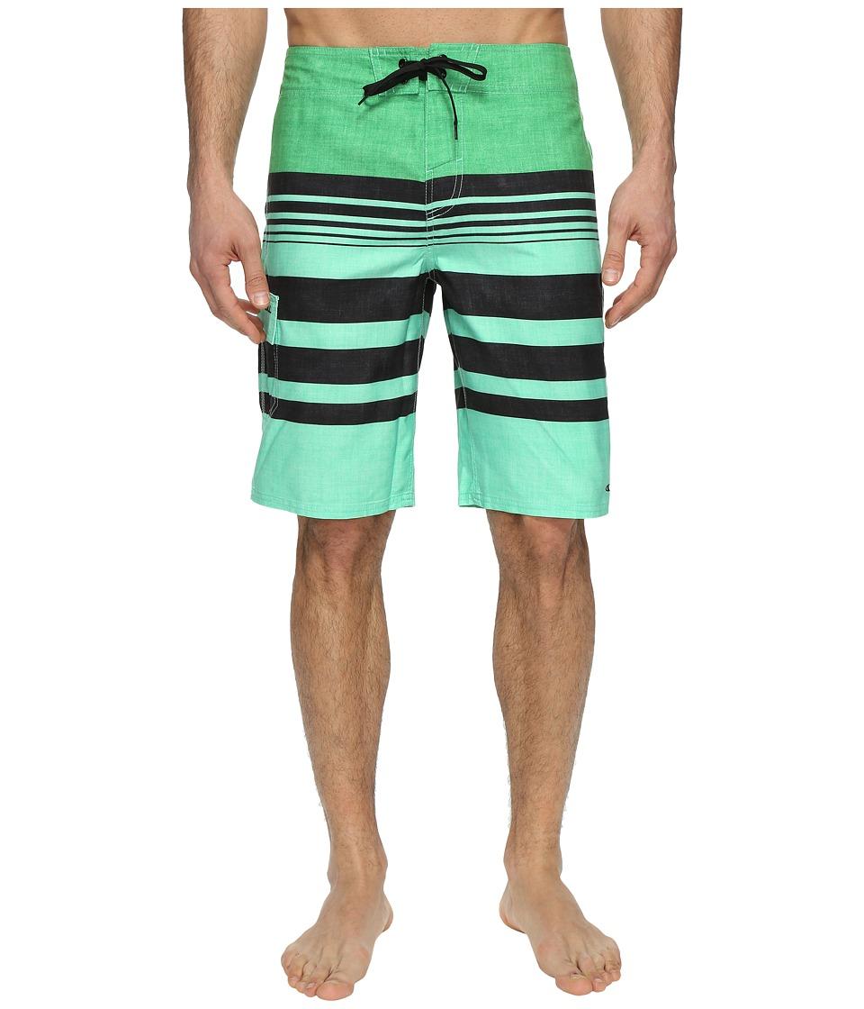 O'Neill - Calypso Boardshorts (Green) Men's Swimwear