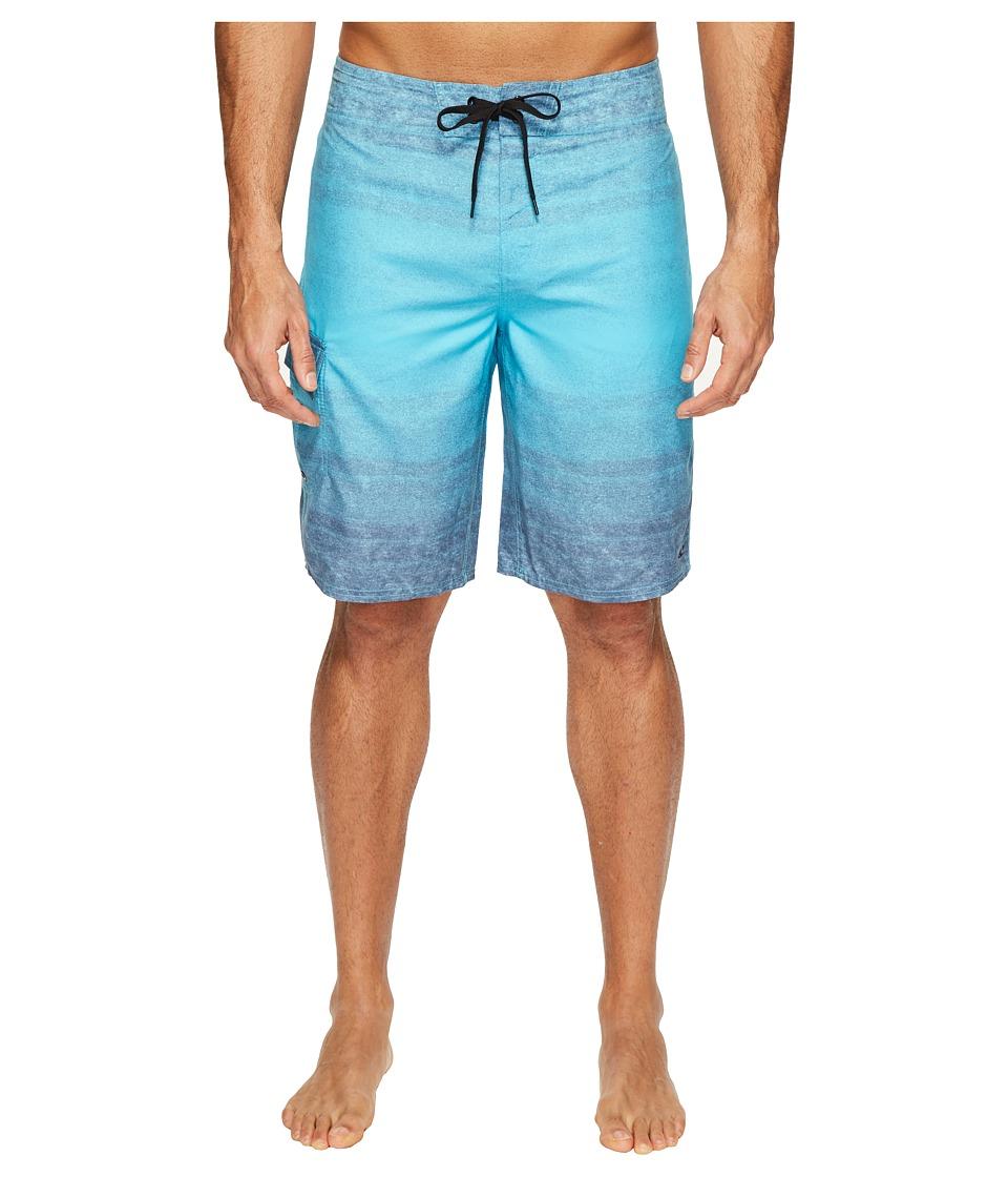 O'Neill - Calypso Boardshorts (Turquoise) Men's Swimwear
