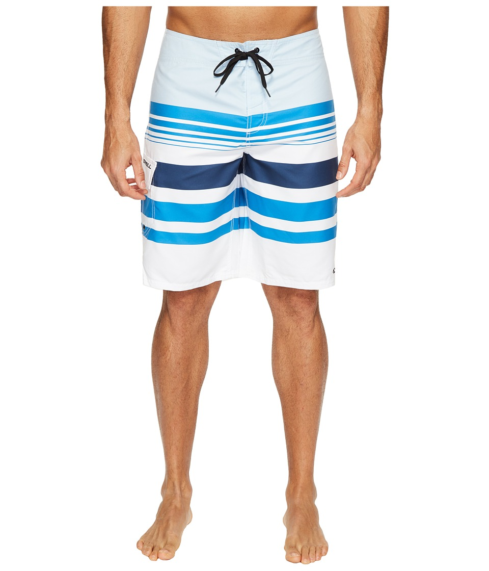 O'Neill - Calypso Boardshorts (White) Men's Swimwear