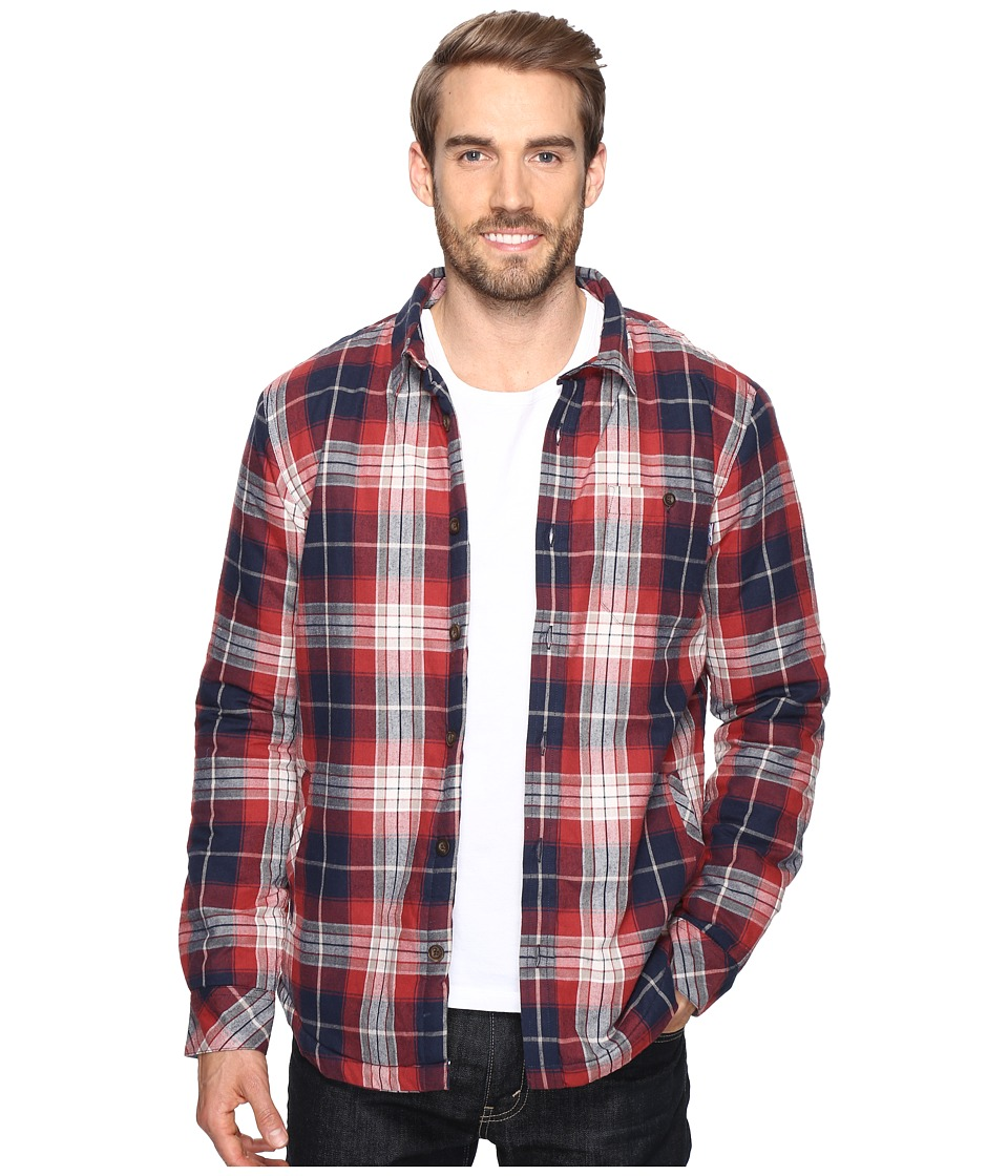 Jack O'Neill - Crowne Sherpa Wovens (Red Brick) Men's Clothing