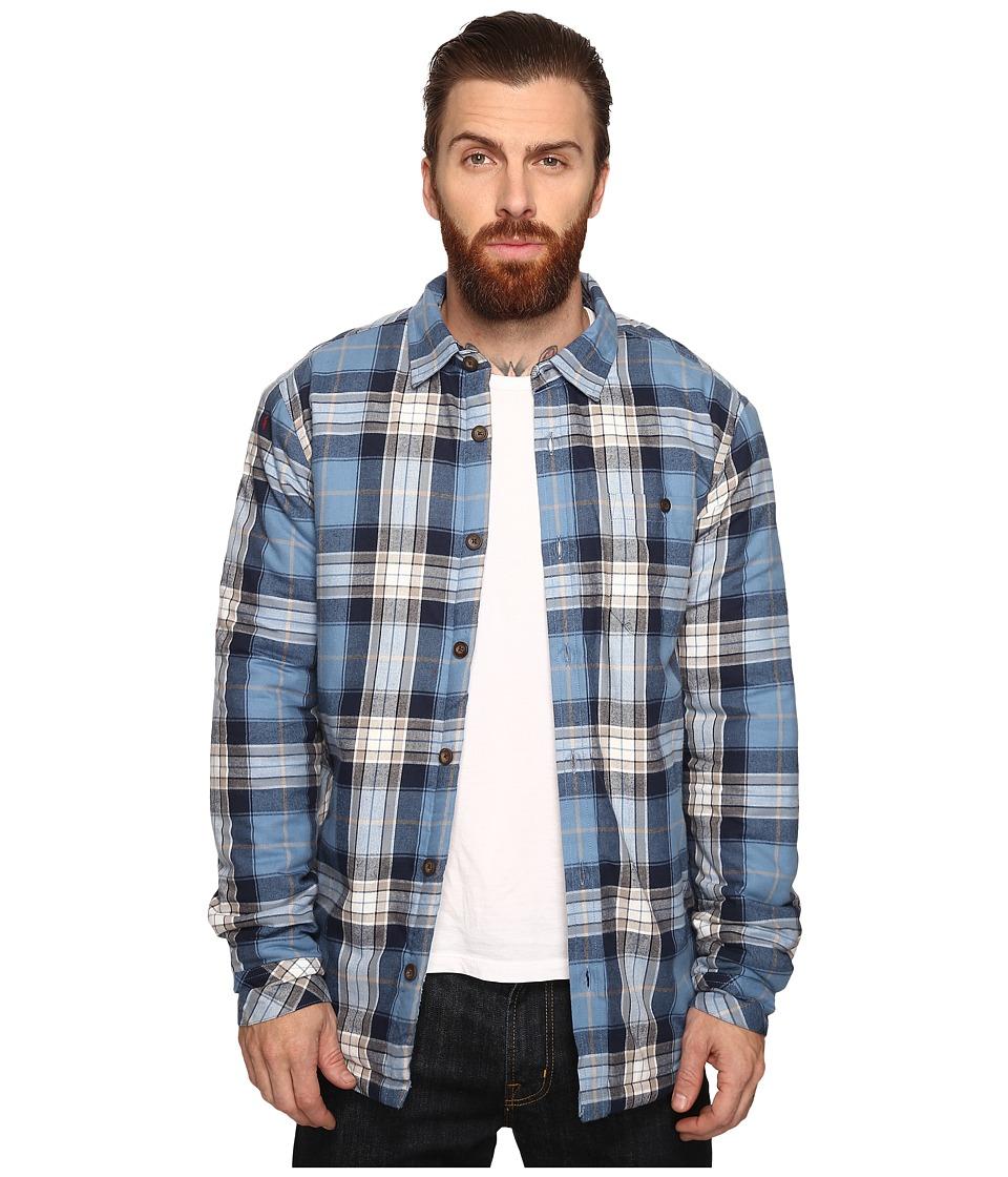 Jack O'Neill - Crowne Sherpa Wovens (Coastal Blue) Men's Clothing