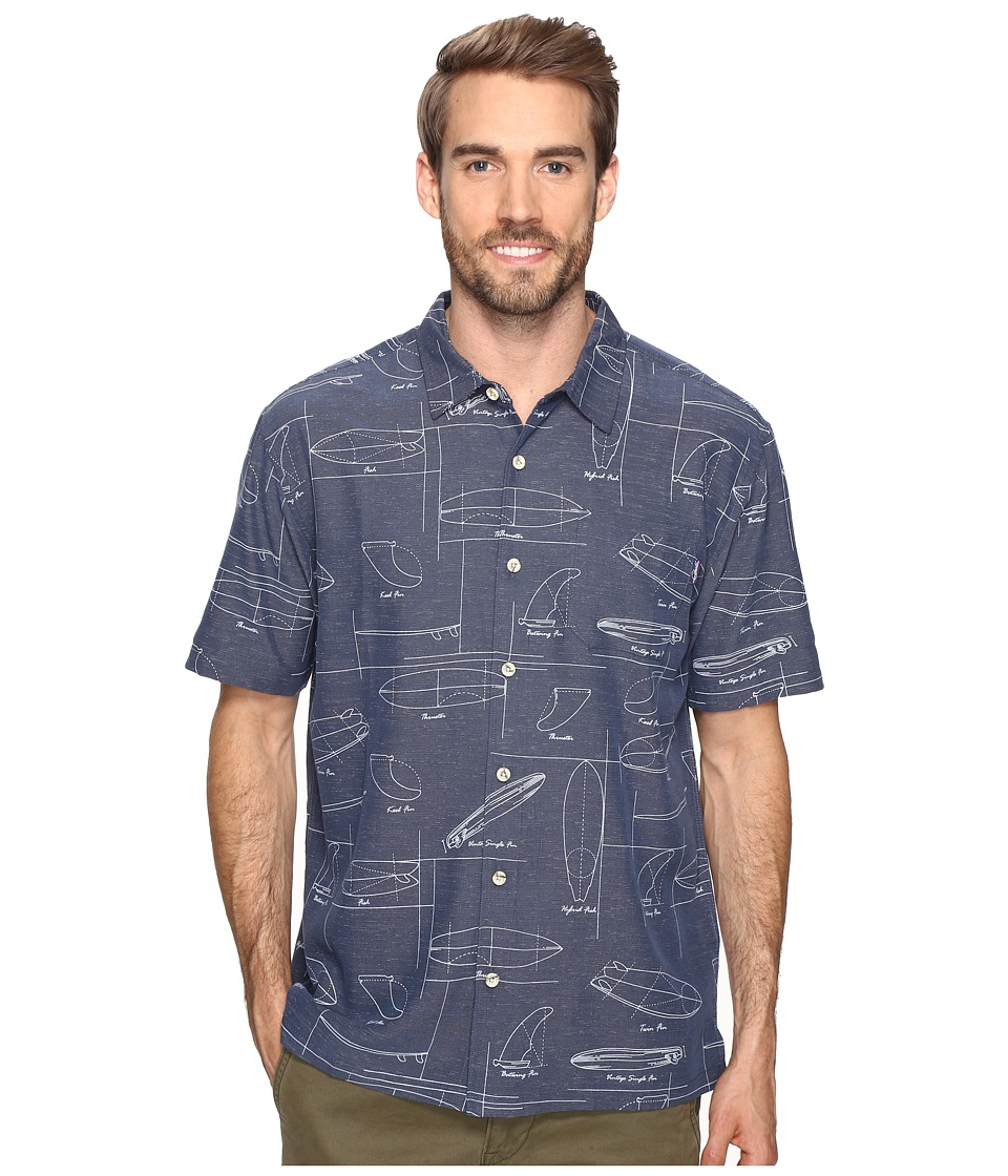 Jack O'Neill - Blueprint 2 Wovens (Navy) Men's Clothing
