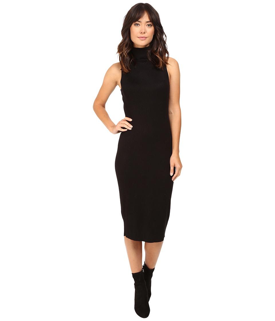 Christin Michaels Kapona Dress (Black) Women
