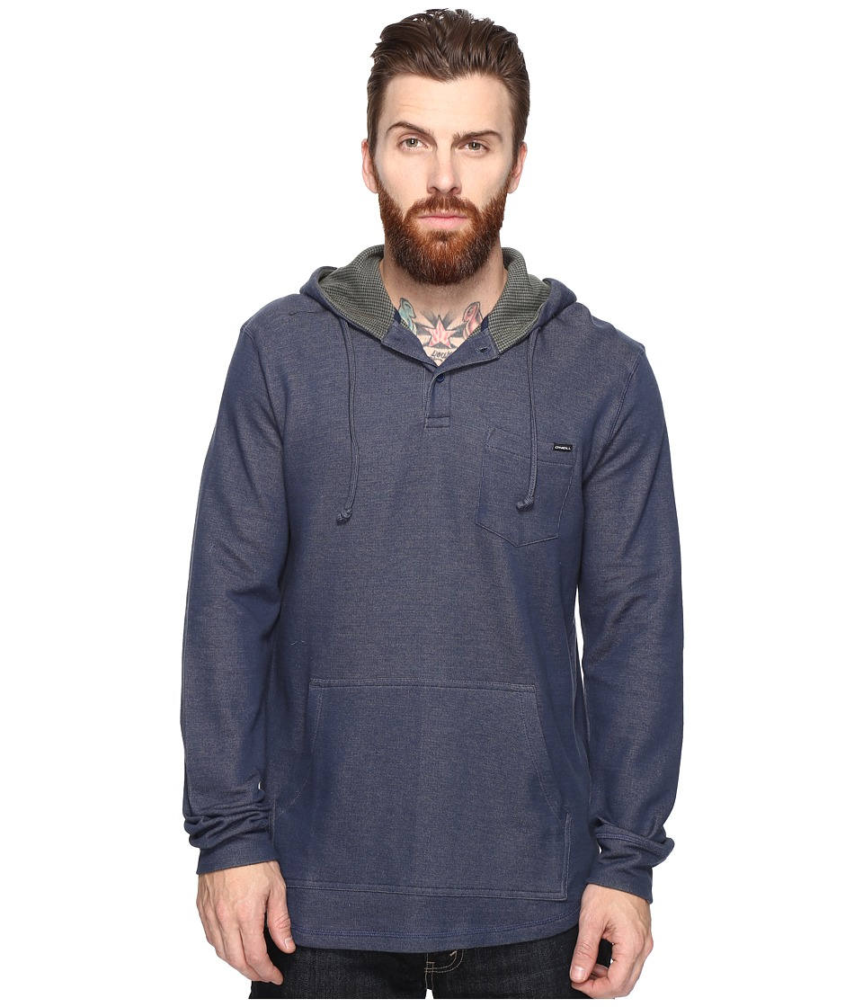 O'Neill - Mission Pullover Knits (Navy) Men's Clothing