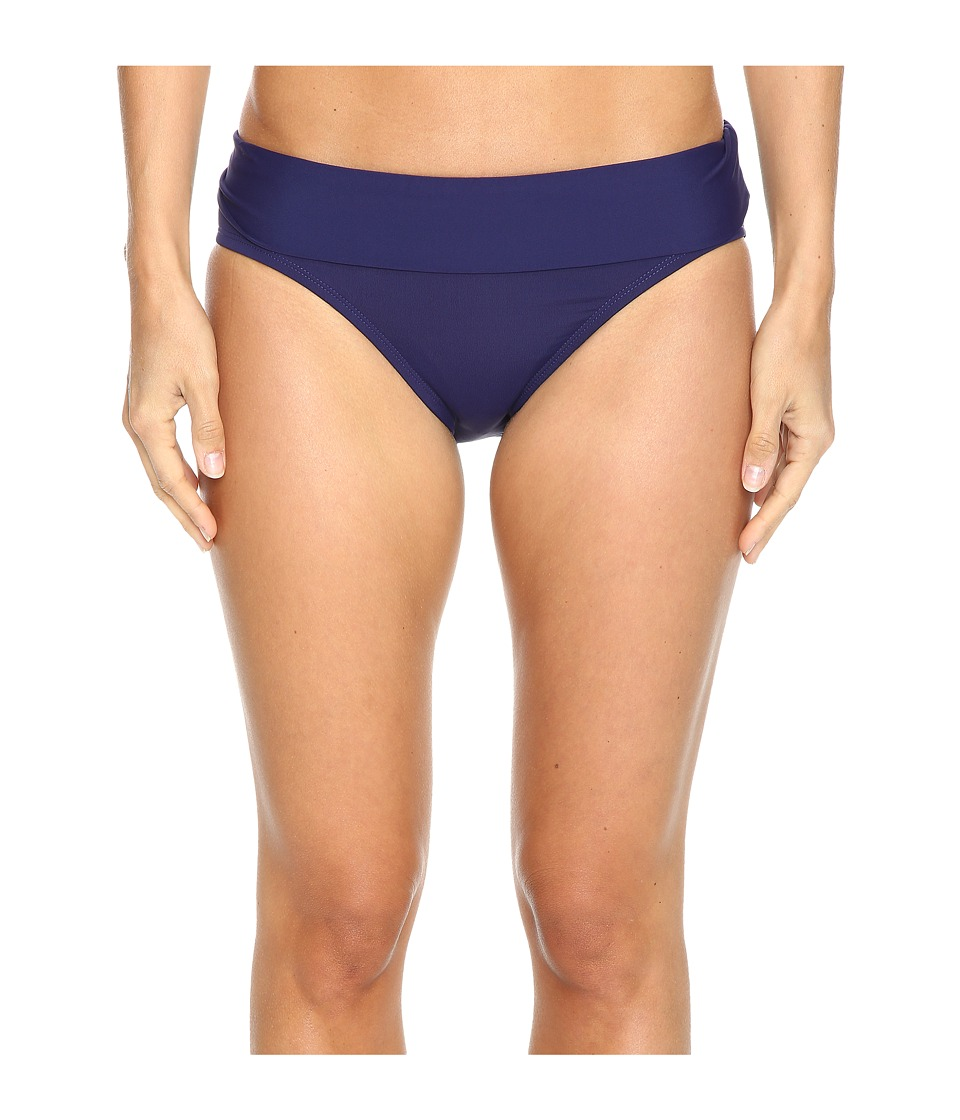Bleu Rod Beattie - Cruise Control Midster Bottom (Navy) Women's Swimwear