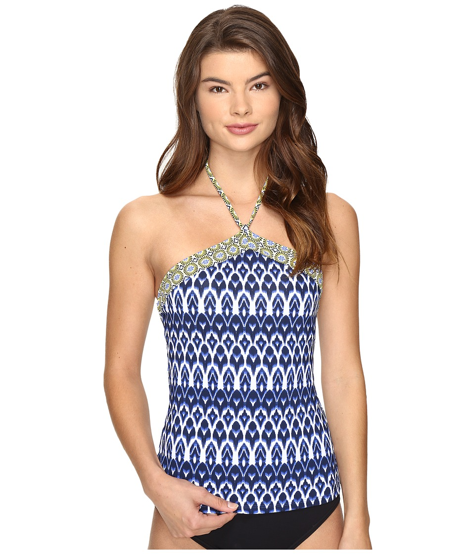Bleu Rod Beattie - Road to Morocco Tankini Top (Multi) Women's Swimwear