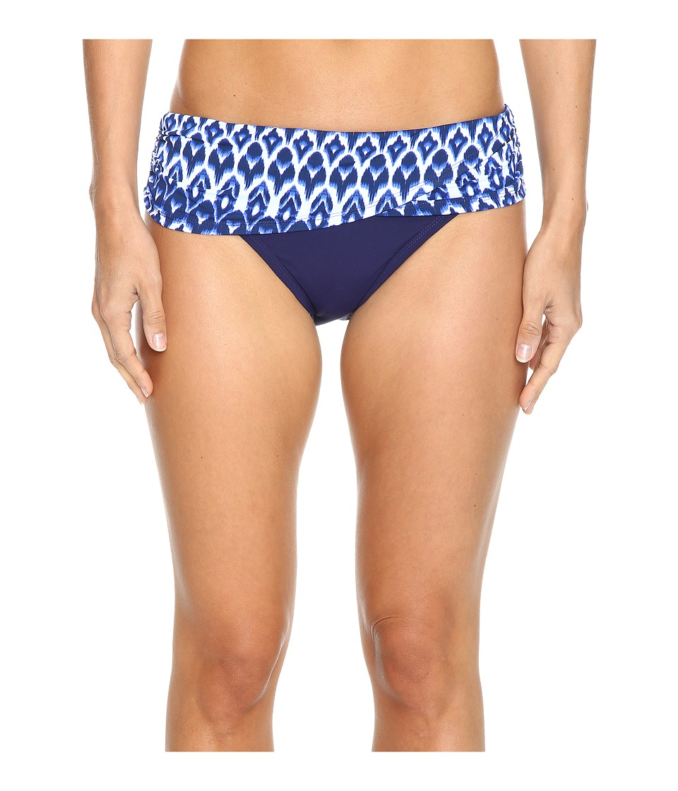 Bleu Rod Beattie - Road to Morocco Sarong Hipster Bottom (Multi) Women's Swimwear