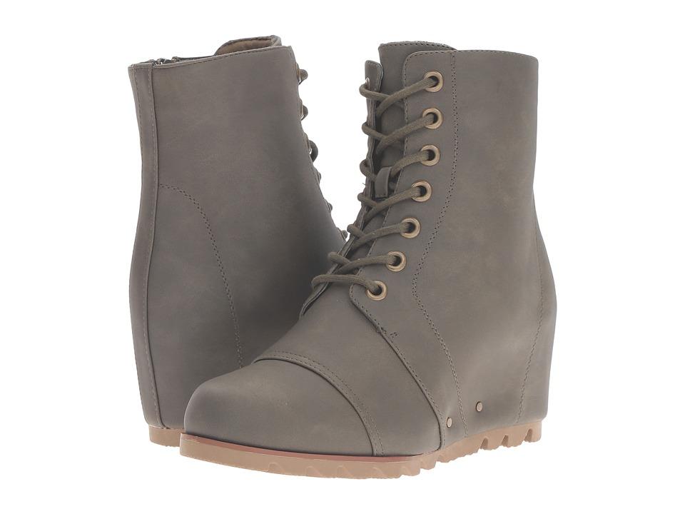 Esprit - Stella-E (Olive Green) Women's Boots