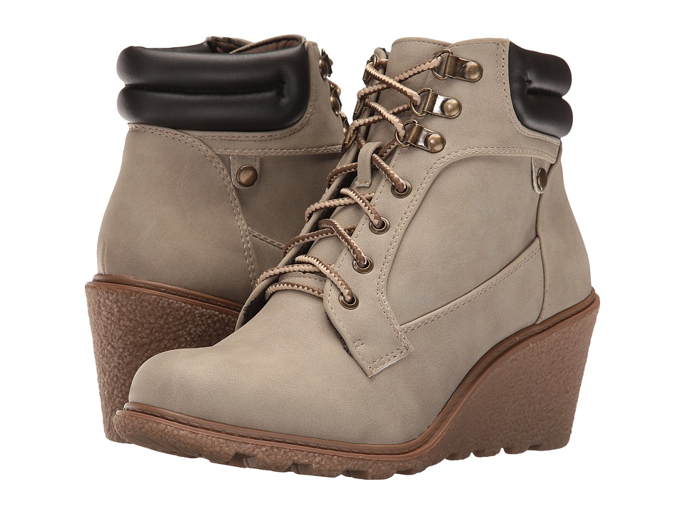 Esprit - Kendal (Taupe) Women's Boots