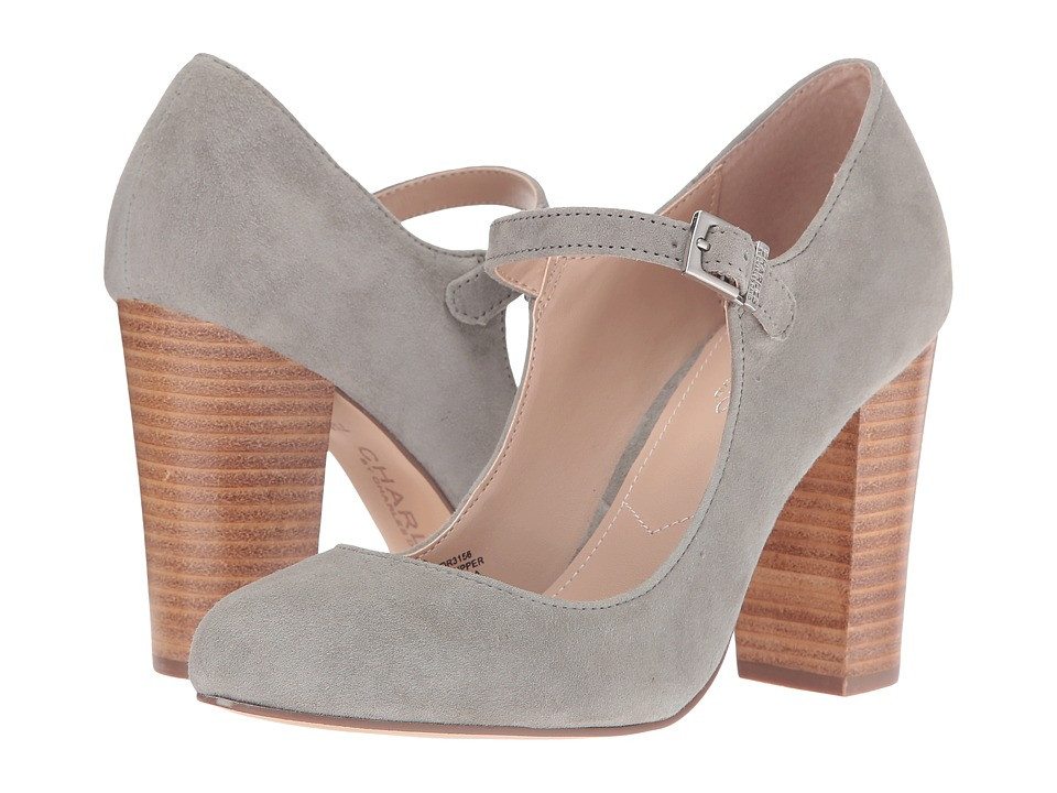Charles by Charles David - Inara (Stone Grey) High Heels