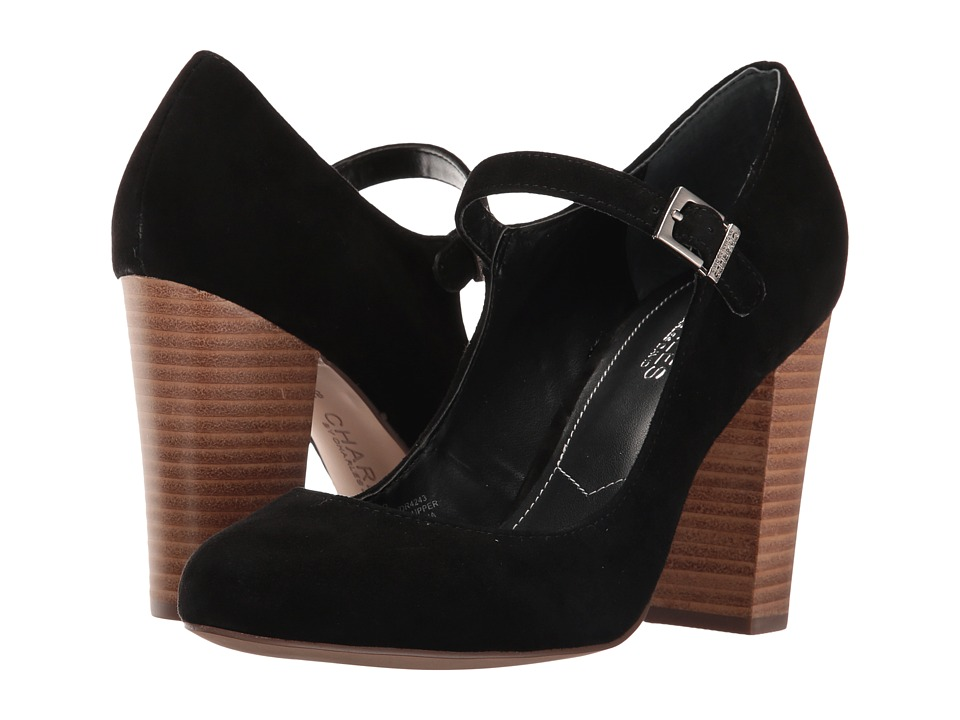 Charles by Charles David Inara (Black) High Heels