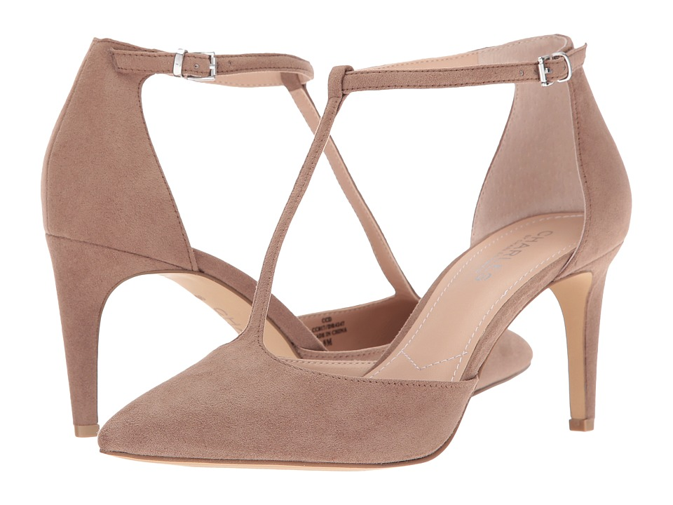 Charles by Charles David Lodge (Dark Taupe) High Heels