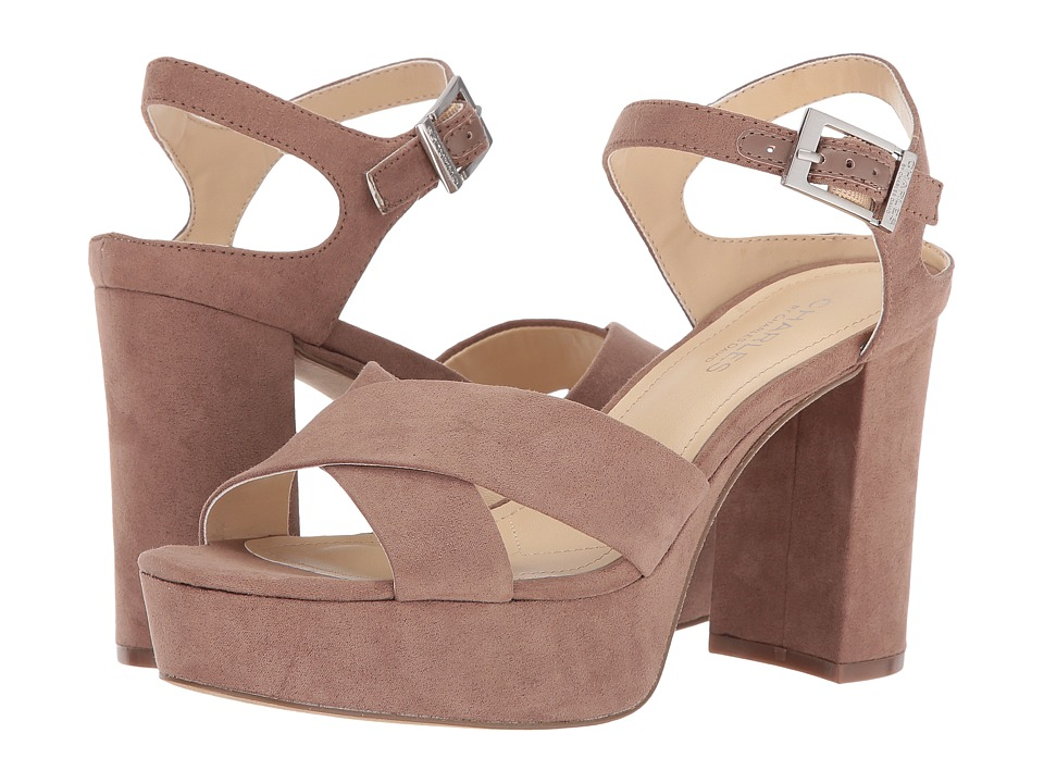 Charles by Charles David - Mayor (Dark Taupe) High Heels