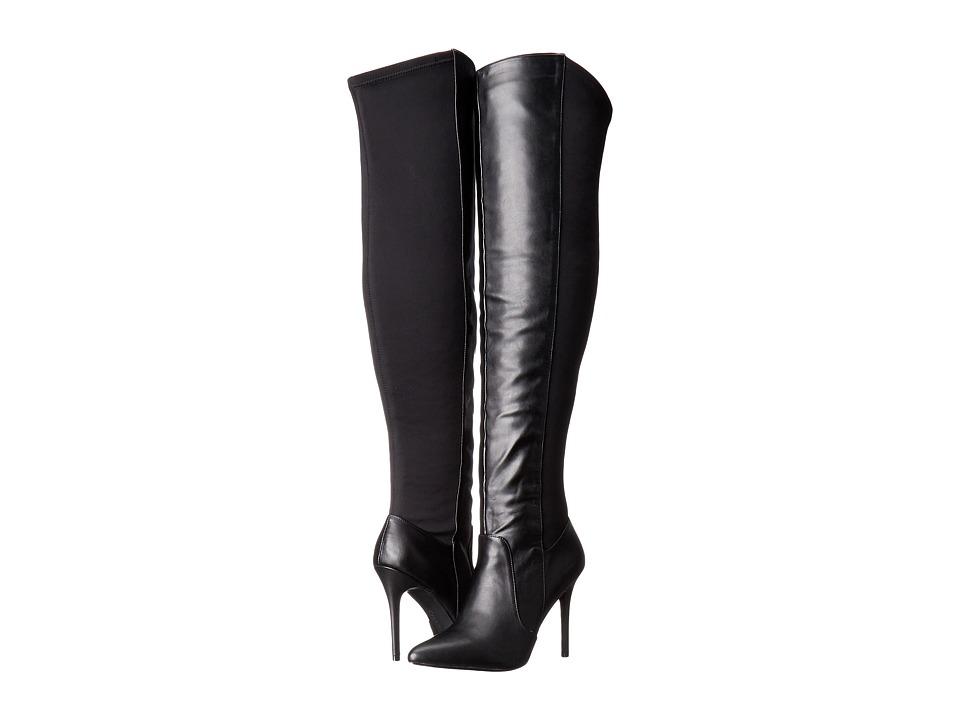 Charles by Charles David - Paso (Black) Women's Dress Zip Boots